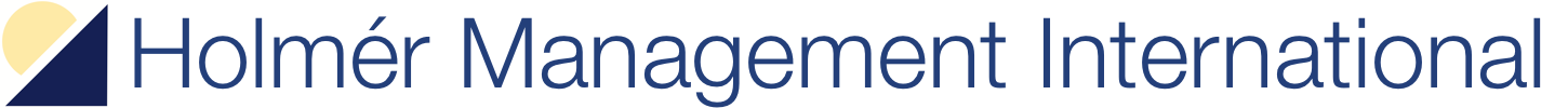 Holmér Management International Logo